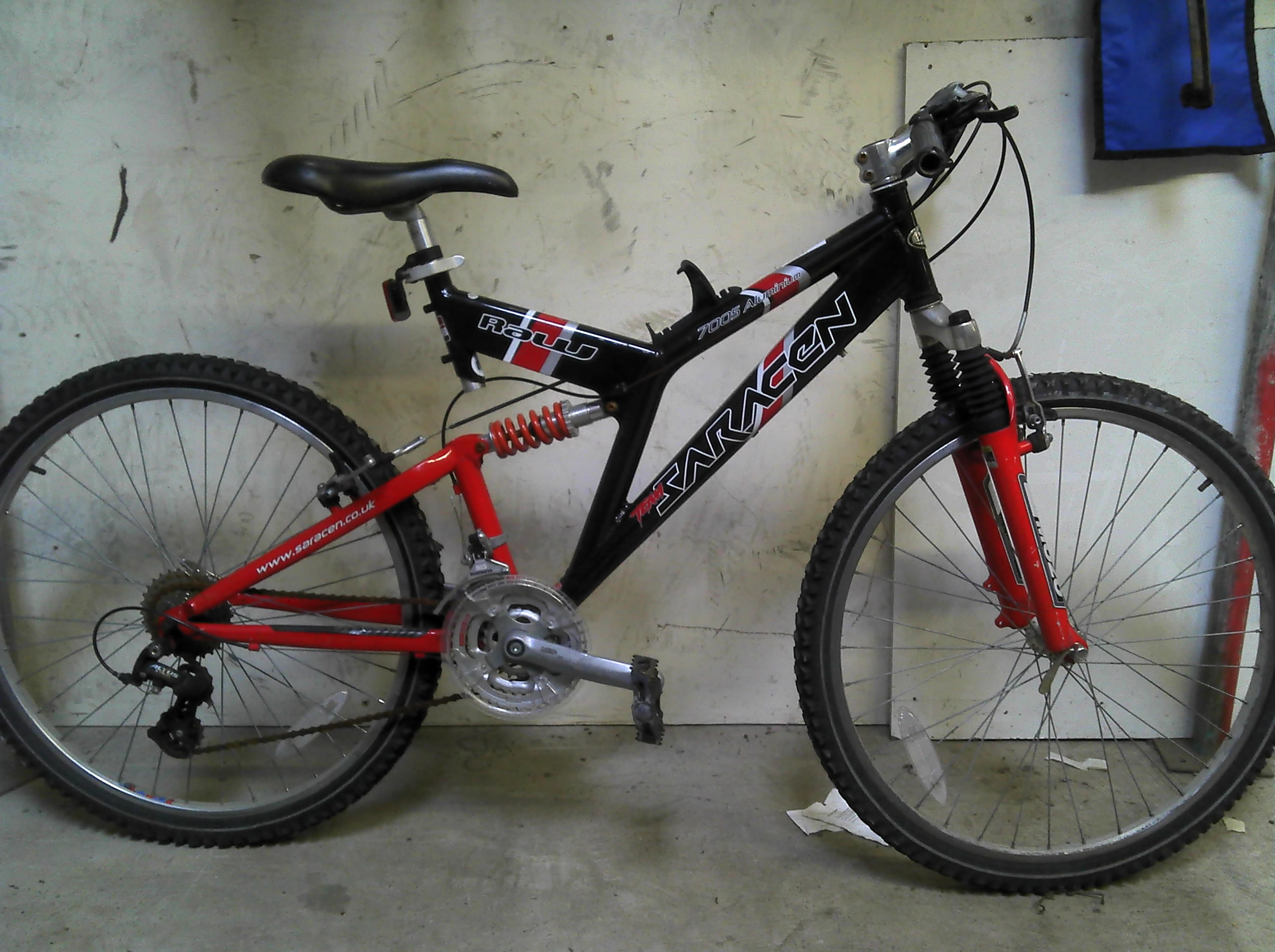 Picture of Donor Bike Choice