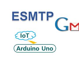 Arduino Uno, Gmail