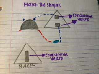 Picture of Match the Shapes