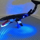 How To Make A Lego Minke Whale