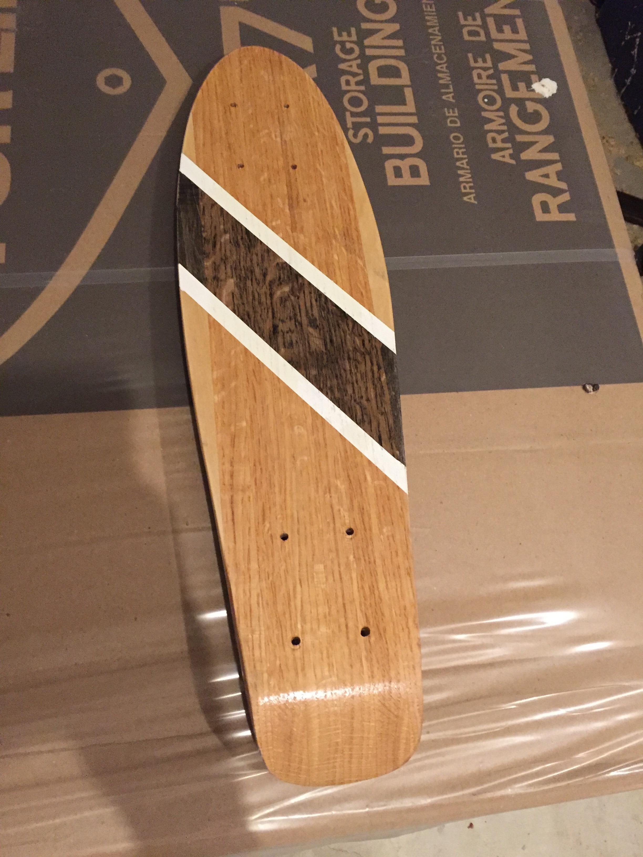 Wooden Penny Board 8 Steps With Pictures