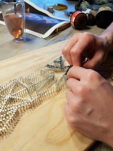 Knot, Weaving, Next Area