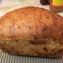 Cheddar and Herb Bread