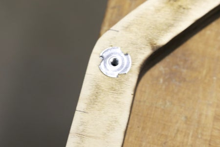 Drill Wire Mounting Holes
