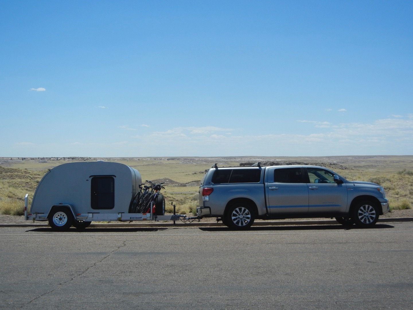 Picture of Teardrop Trailer - Boxes Within a Box