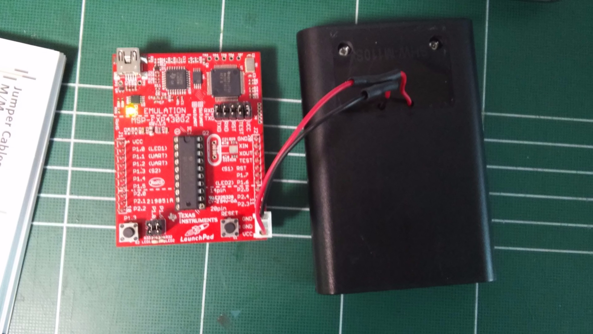 Picture of Done! Power Some MCUs