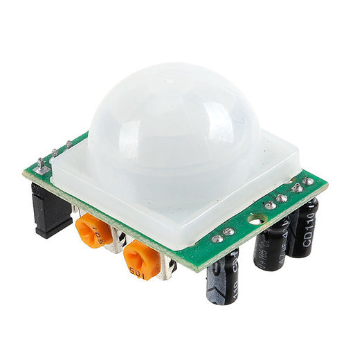Picture of Connecting the Distance Sensor and PIR Sensor