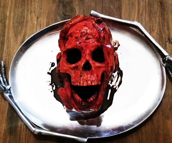 """""""Death by Chocolate"""" Cake"""