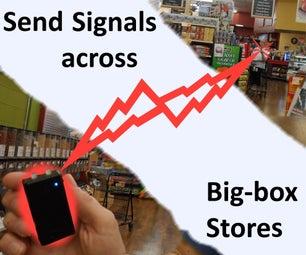 Signal Code Communicators (RFM69)