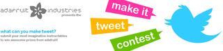 Adafruit Make It Tweet Challenge