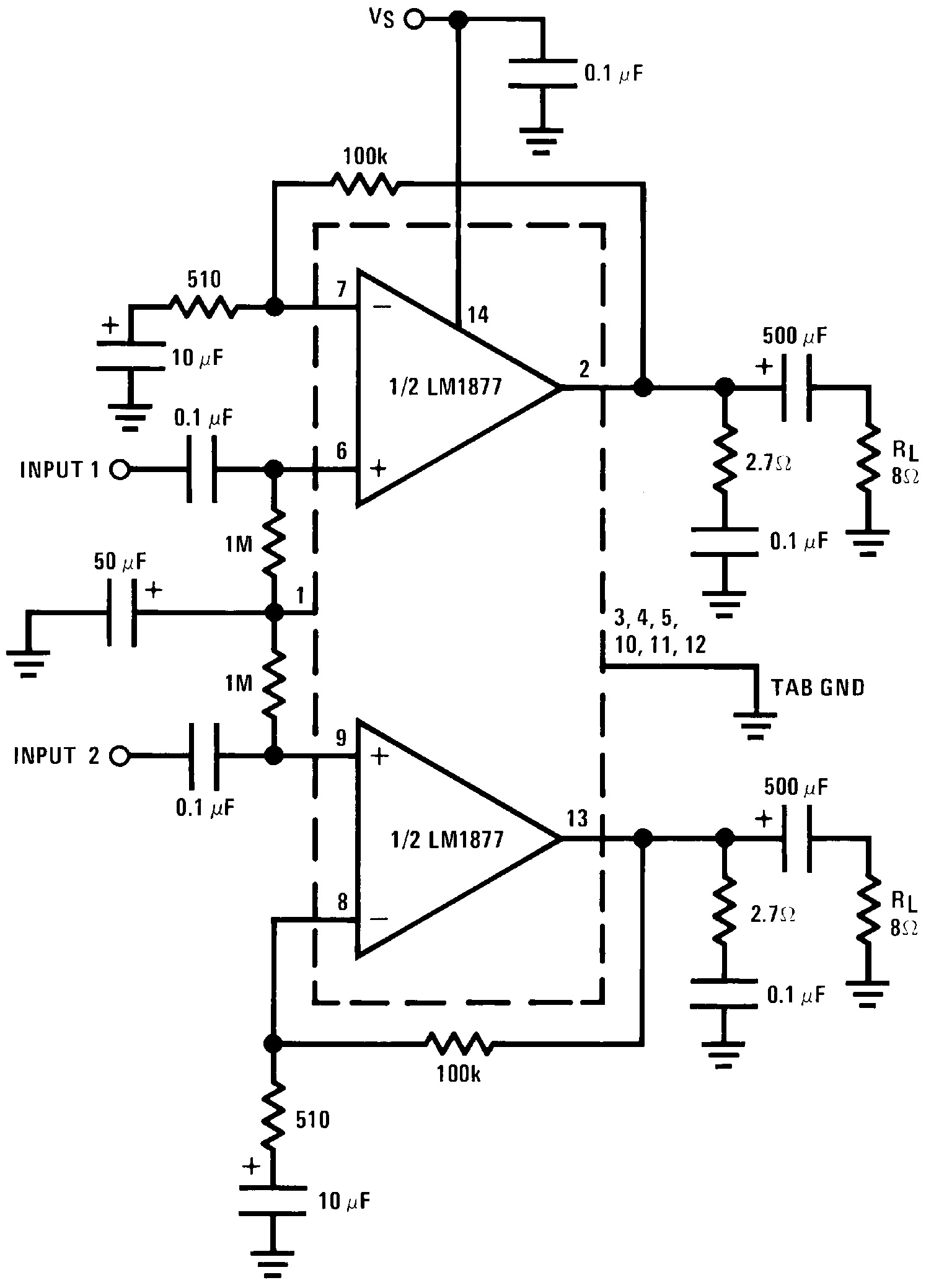 Picture of Making the Amp Circuit
