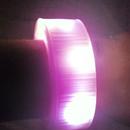 BLU - A wearable sensor/status bracelet