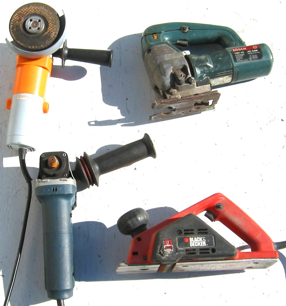 Surprising Power Tool Repair Made Easy 7 Steps With Pictures Dailytribune Chair Design For Home Dailytribuneorg