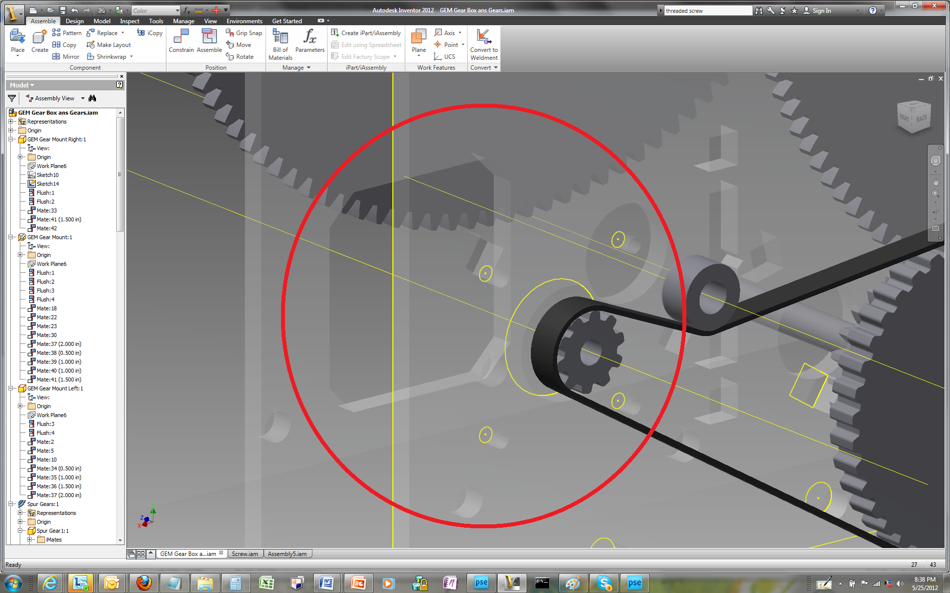 Picture of Designing the Power Transmission