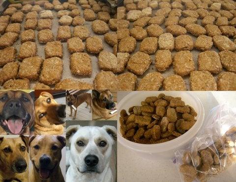 Mutt Cookies / Aka Dog Biscuits