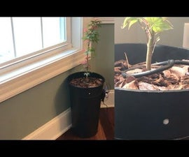 Upgrade the DIY Self Watering Pot With WiFi Into a DIY Motion Detect Sentry AlarmPlanter