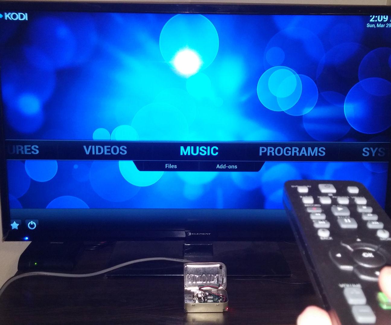 Raspberry Pi 2 Media Center: Kodi on XBian: 7 Steps (with Pictures)