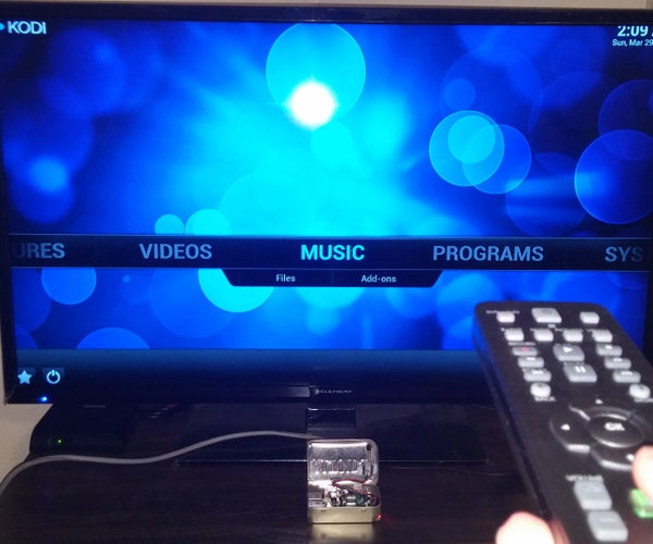 Raspberry Pi 2 Media Center: Kodi on XBian