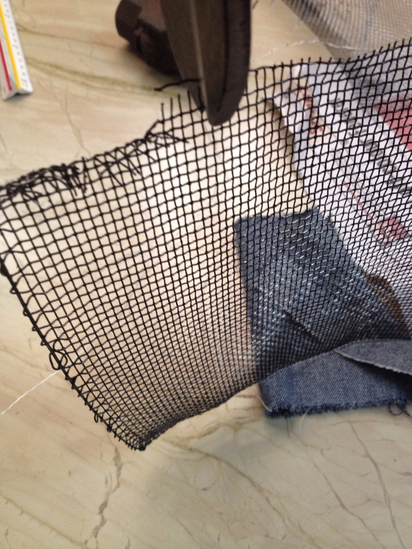Picture of Plan and Prep the Wire Mesh -