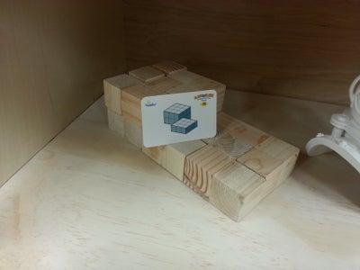 Soma Cube for Brain Development