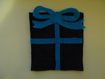 Step 6: Make the Ribbon Decoration