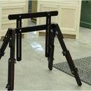 Portable and Adjustable Sawhorses