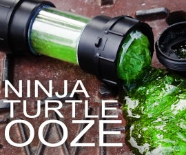 How to Make Slime (Ninja Turtle Ooze)