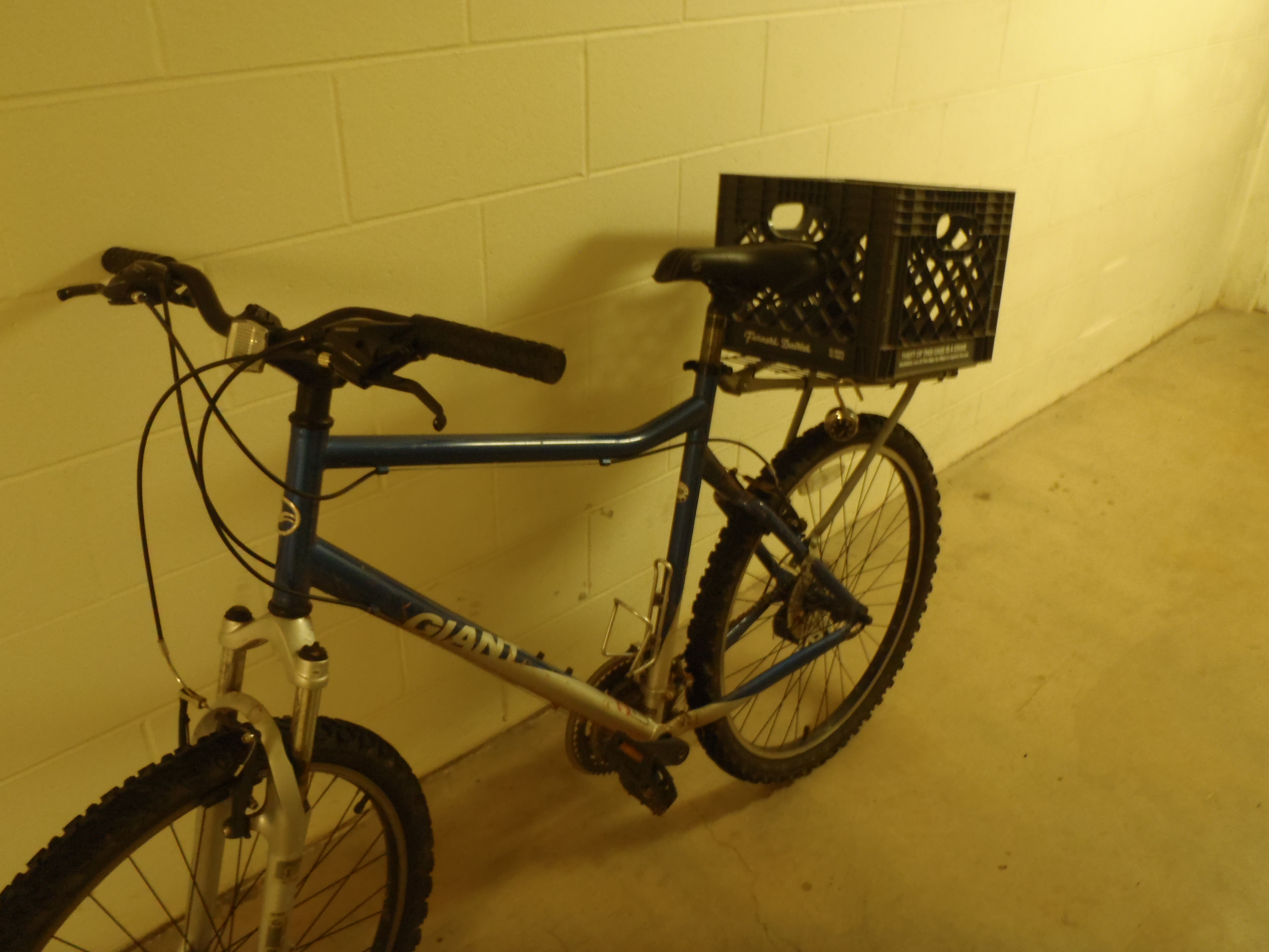 Picture of Easy Bike Rack