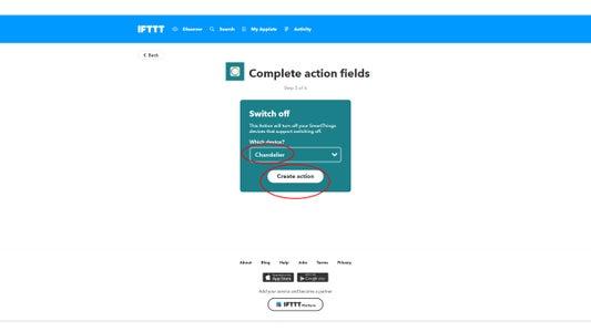 Setting Up IFTTT