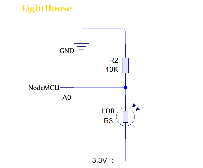 Picture of Circuit Connections