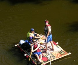 Go Rafting (on the Cheap!)