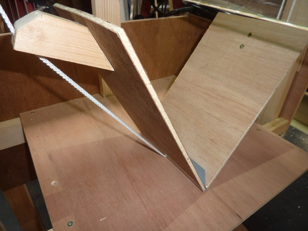 Picture of Book Cradle