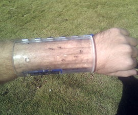 """""""Arm-y"""" Ant farm v1.0 - stay in touch with your colony"""
