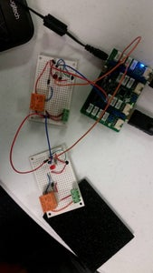 Connect the GPIO to the Lights  Circuits.