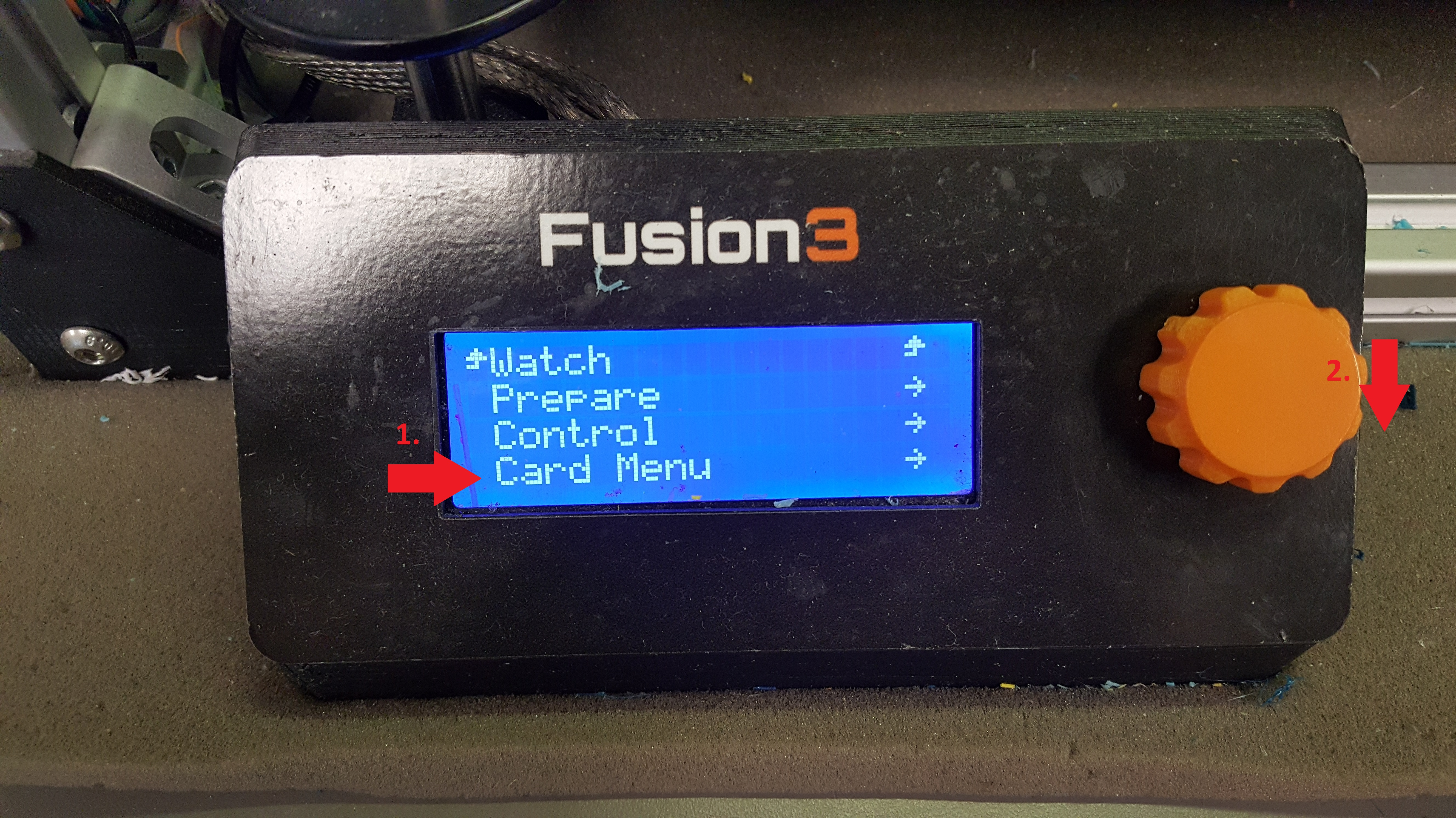 Picture of At the Printer (Fusion)