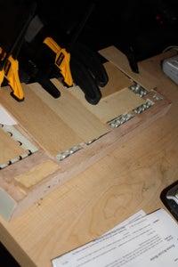 Wood Veneer - Gluing