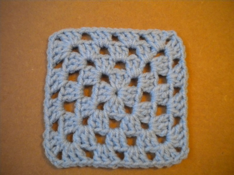 Picture of How to Crochet a Granny Square