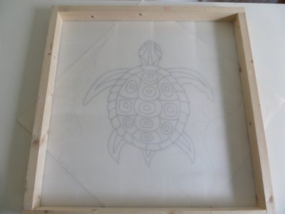 Tracing the Turtle With an Autofade Pen