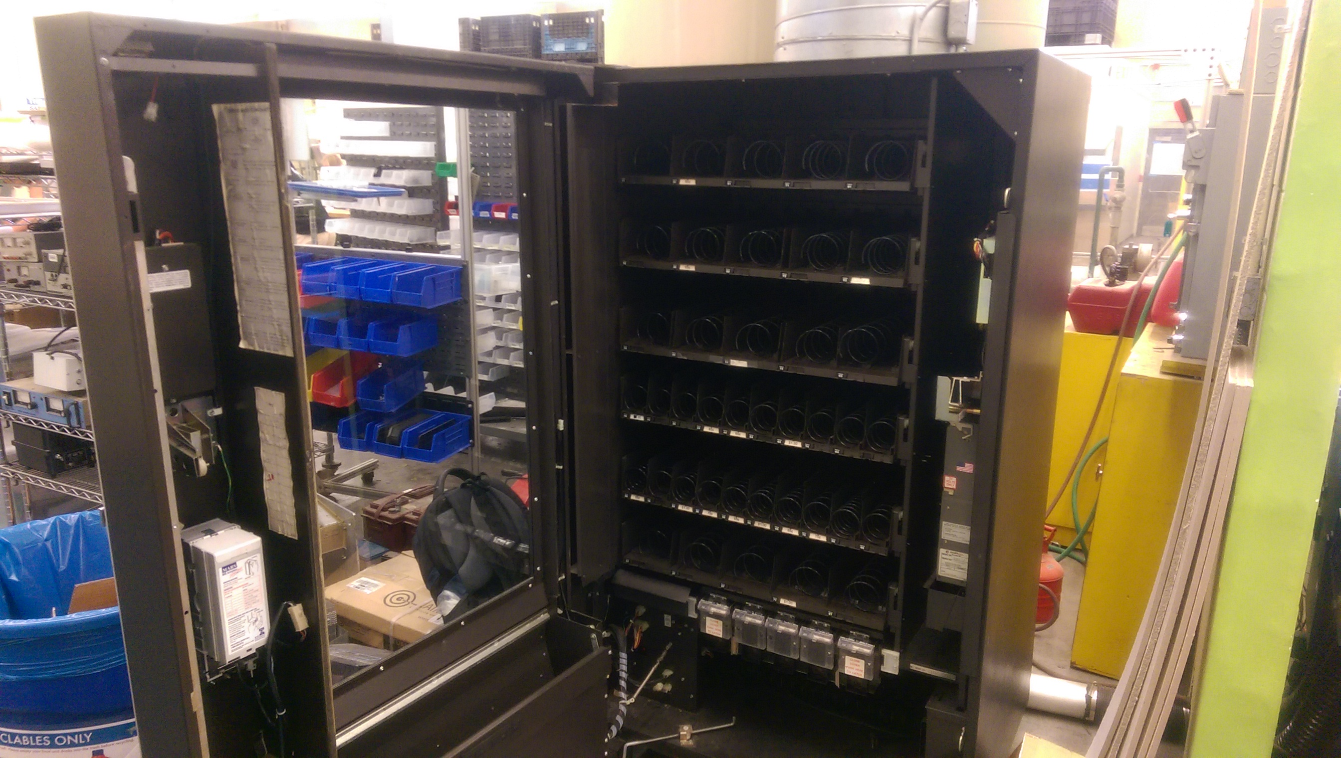 Picture of Obtain a Vending Machine