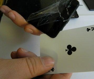 Remove the Broken Glass