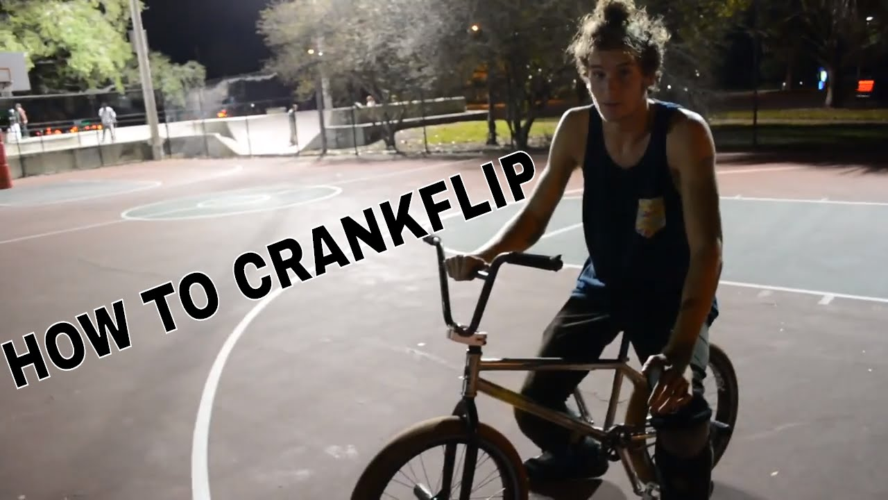 Picture of How to Crankflip