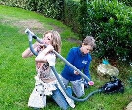 Make a Vacuum-cleaner Bazooka