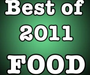 Best of 2011: Food