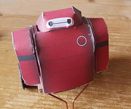 Micro Bluetooth Low Energy (BLE) Robot (for Roborally?)
