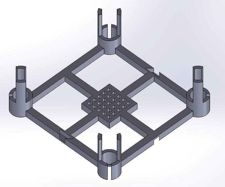 Picture of 3D Modeling the Frame