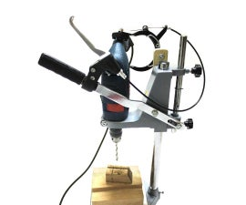 Speed Control for Hand Drill Press