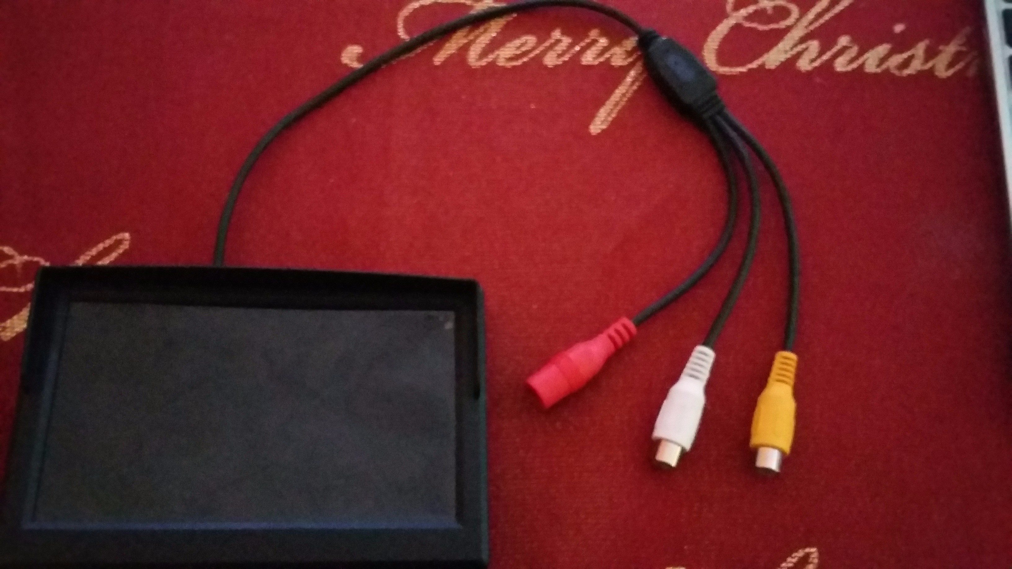 """Picture of How to Mod a 5"""" Monitor From 12v to 5v Usb Power"""