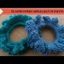 Crochet Hair Tie (Elastico Per Capelli All'uncinetto)
