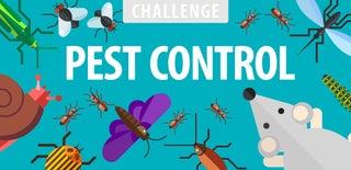 Pest Control Challenge