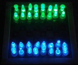 LED Chess Set